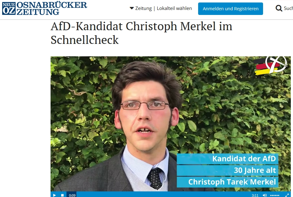 Christoph Tarek Merkel