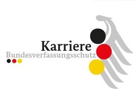 Logo Karriere Verfassungsschutz